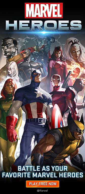 marvel heroes free to play