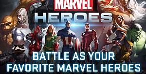 marvel heroes free online game