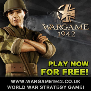 wargame 1942 free browser game